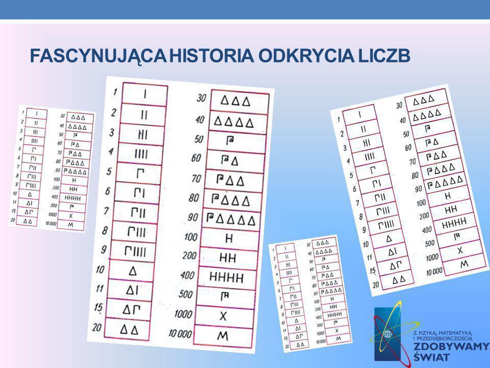 Fascynująca Historia odkrycia liczb