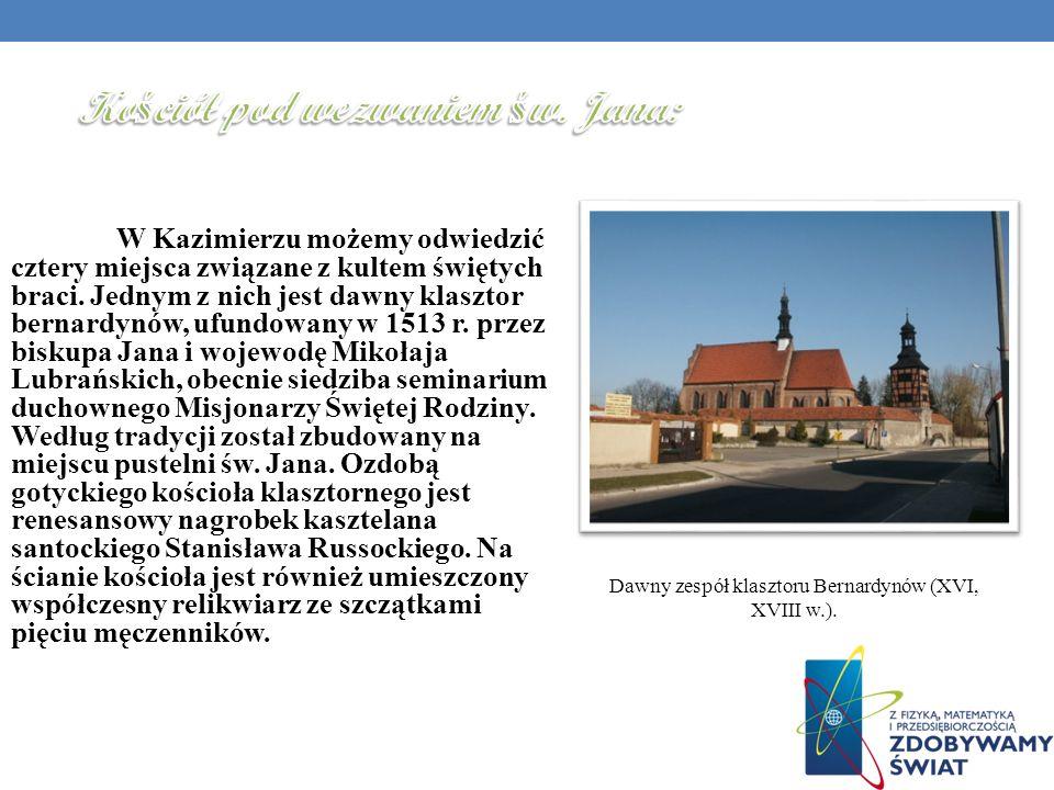 Kościół pod wezwaniem św. Jana: