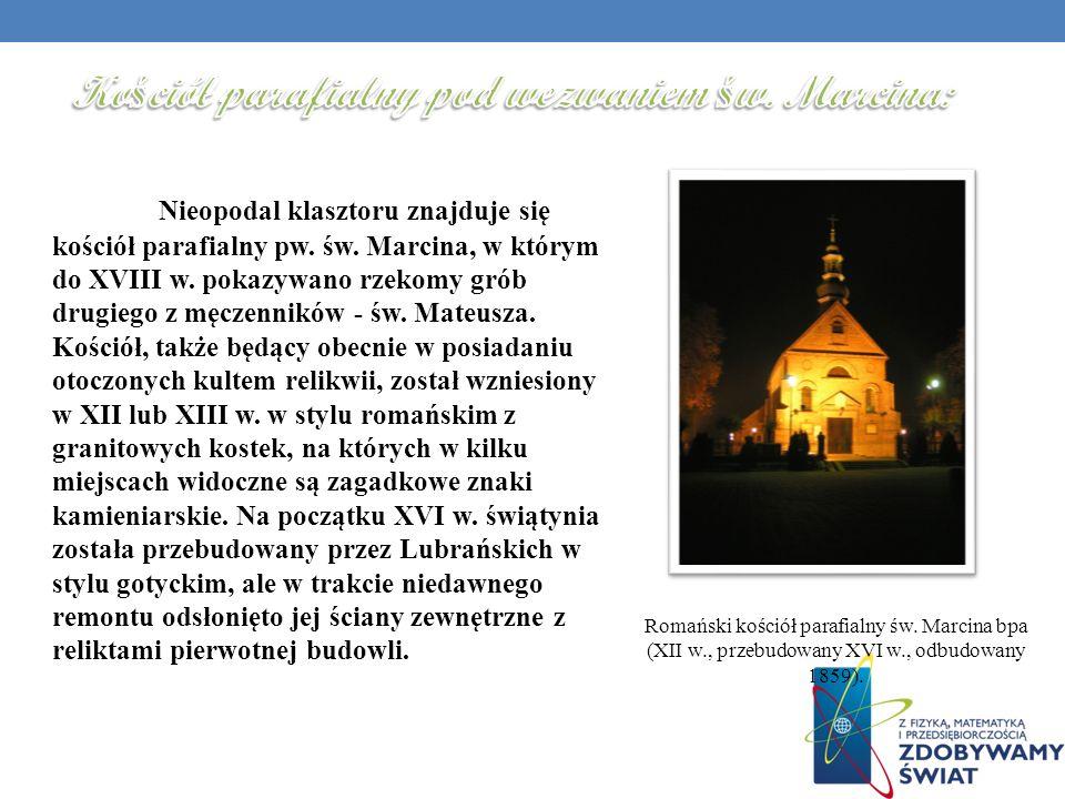 Kościół parafialny pod wezwaniem św. Marcina: