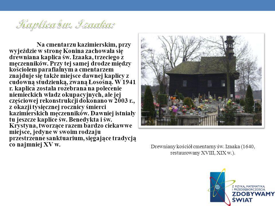 Kaplica św. Izaaka: