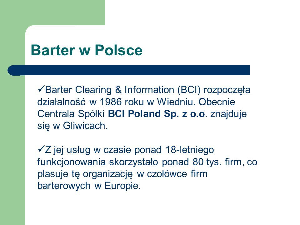 Barter w Polsce