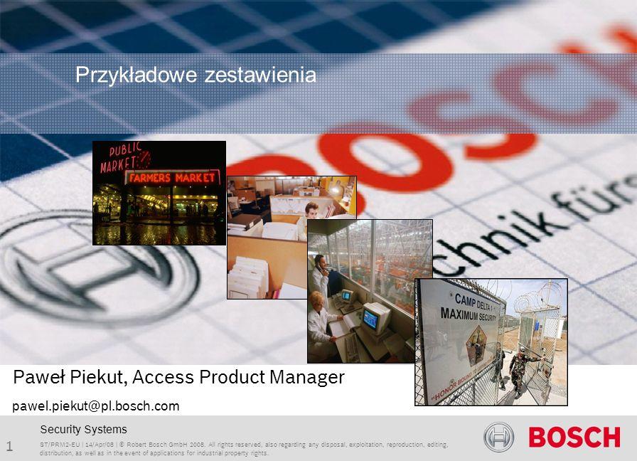 b Przykładowe zestawienia Paweł Piekut, Access Product Manager