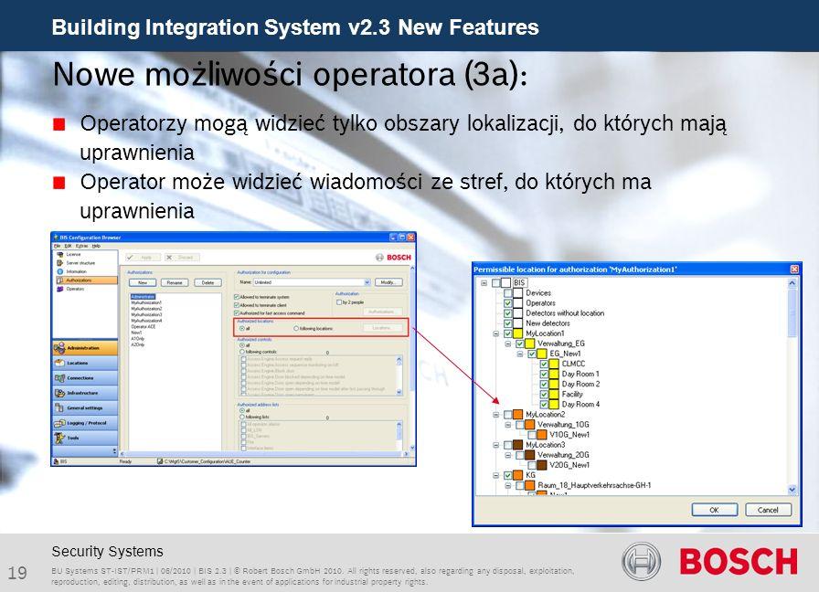 Nowe możliwości operatora (3a):