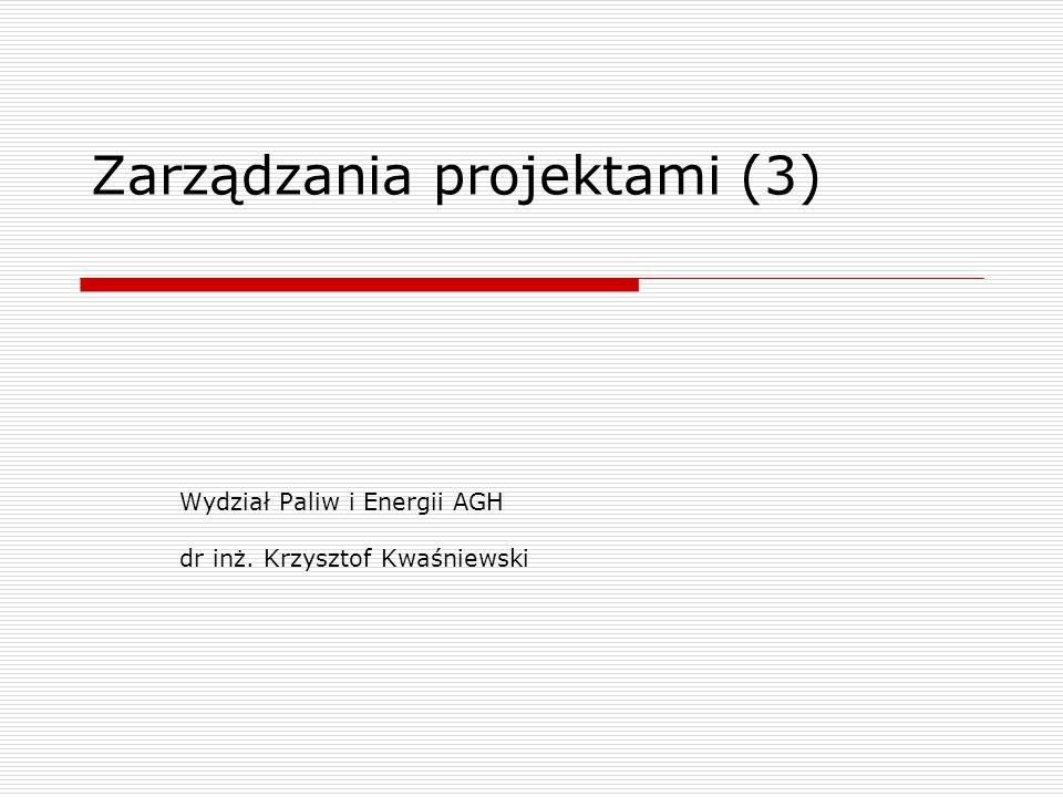 Zarządzania projektami (3)