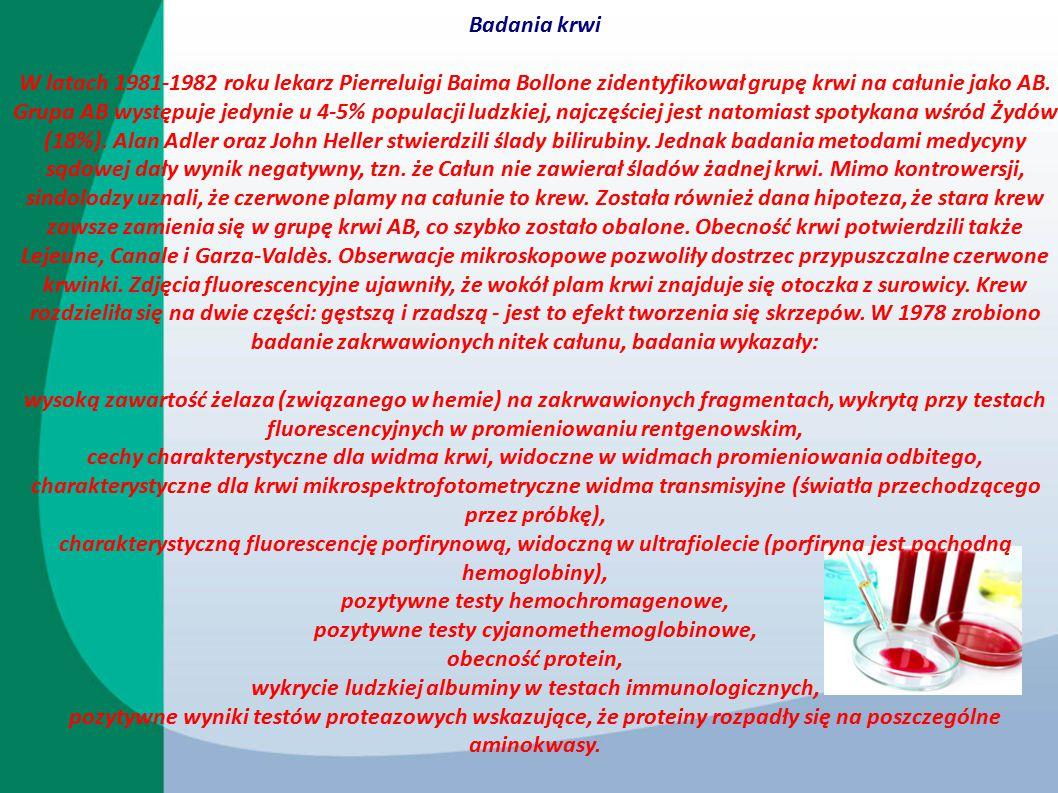 pozytywne testy hemochromagenowe,