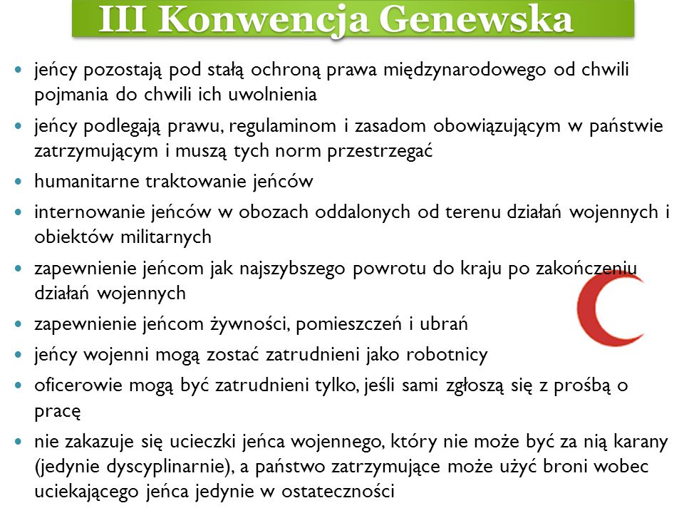 III Konwencja Genewska