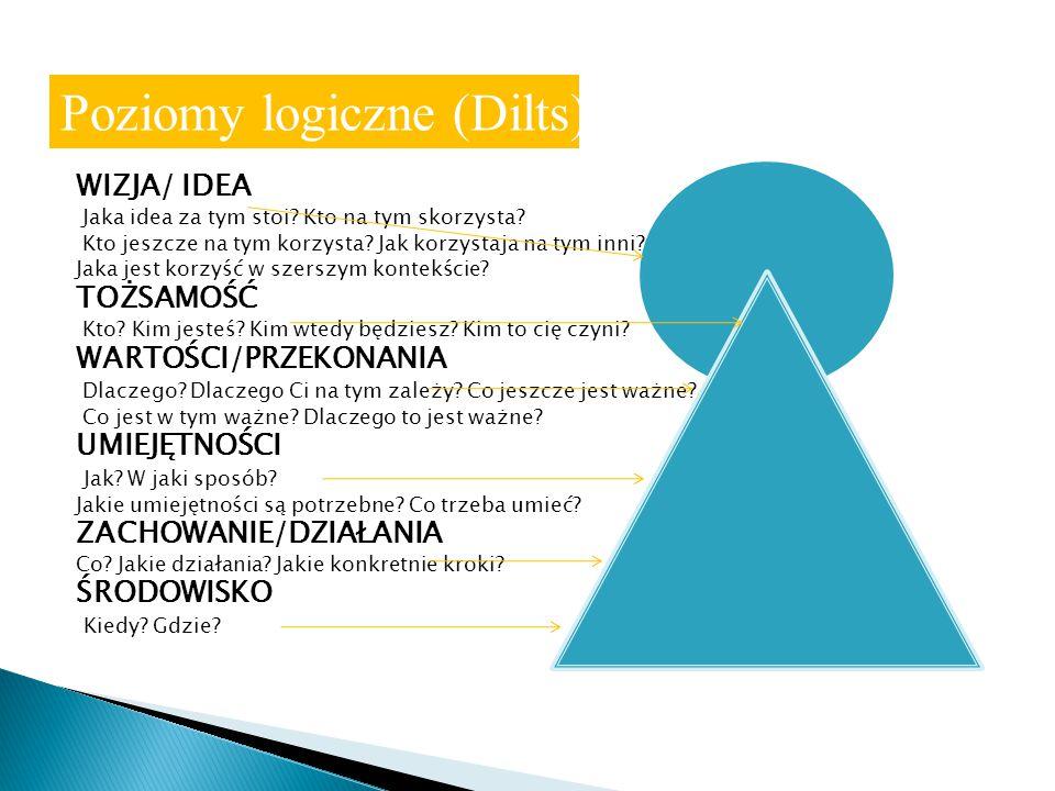 Poziomy logiczne (Dilts)
