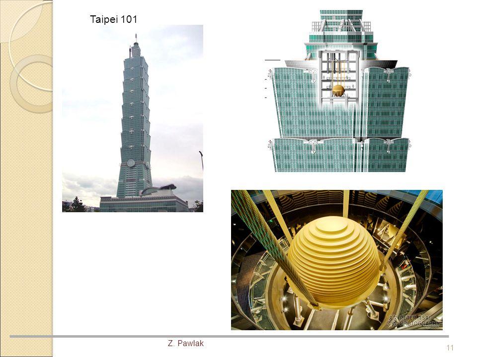 Taipei 101 Z. Pawlak