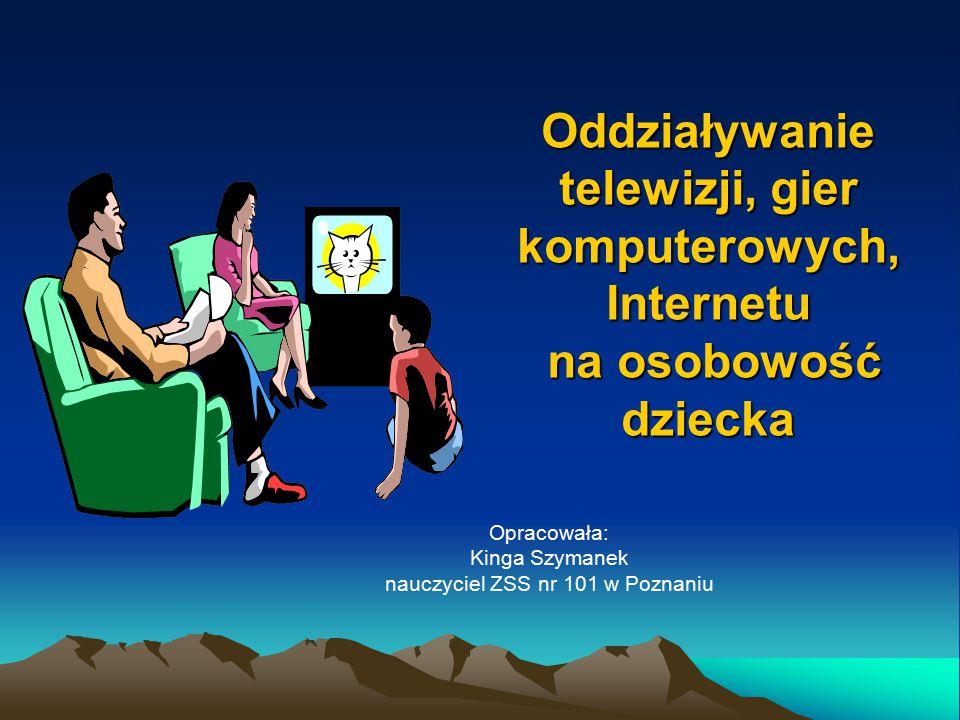 Opracowała: Kinga Szymanek nauczyciel ZSS nr 101 w Poznaniu