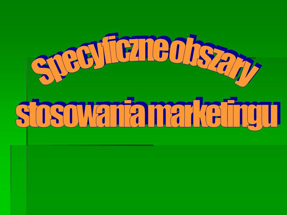 stosowania marketingu