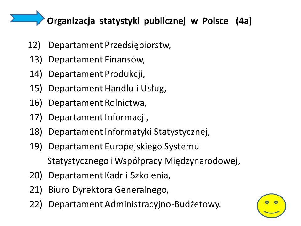 Organizacja statystyki publicznej w Polsce (4a)