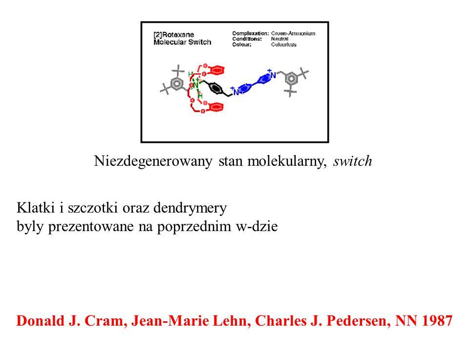 Niezdegenerowany stan molekularny, switch