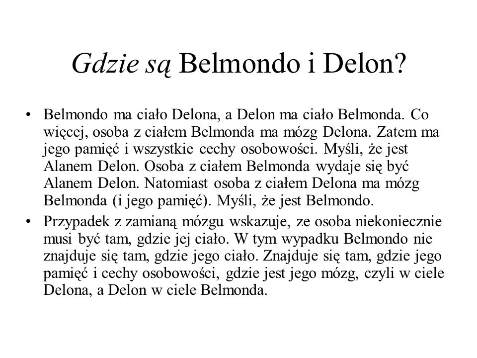 Gdzie są Belmondo i Delon