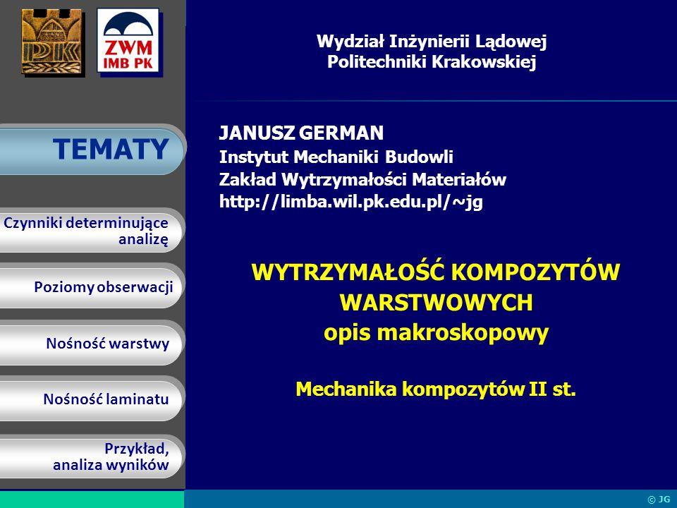 Wydział Inżynierii Lądowej Politechniki Krakowskiej