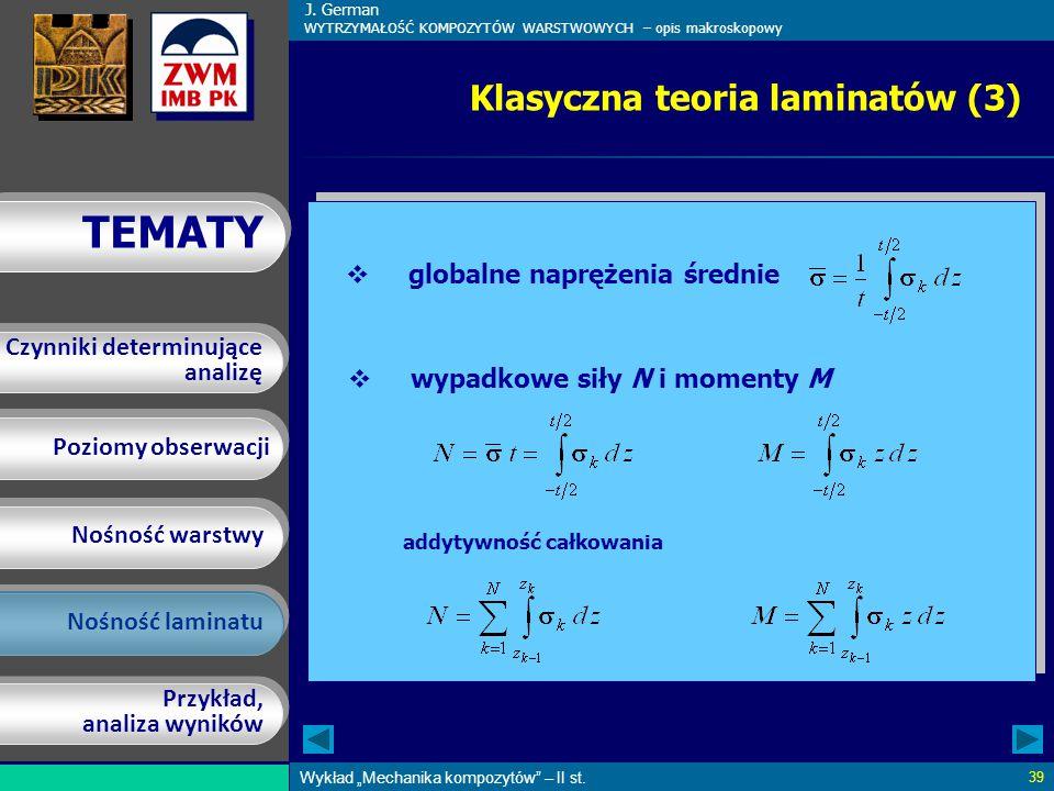 Klasyczna teoria laminatów (3)
