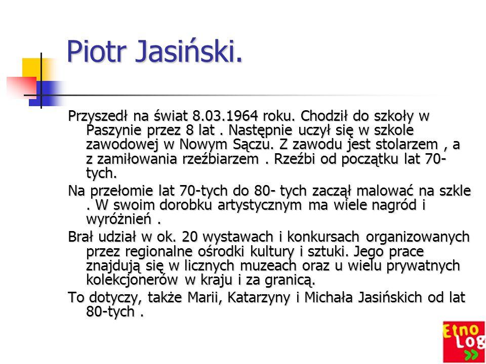 Piotr Jasiński.