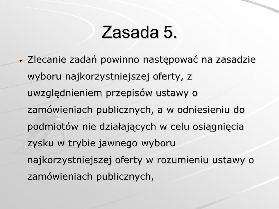Zasada 5.