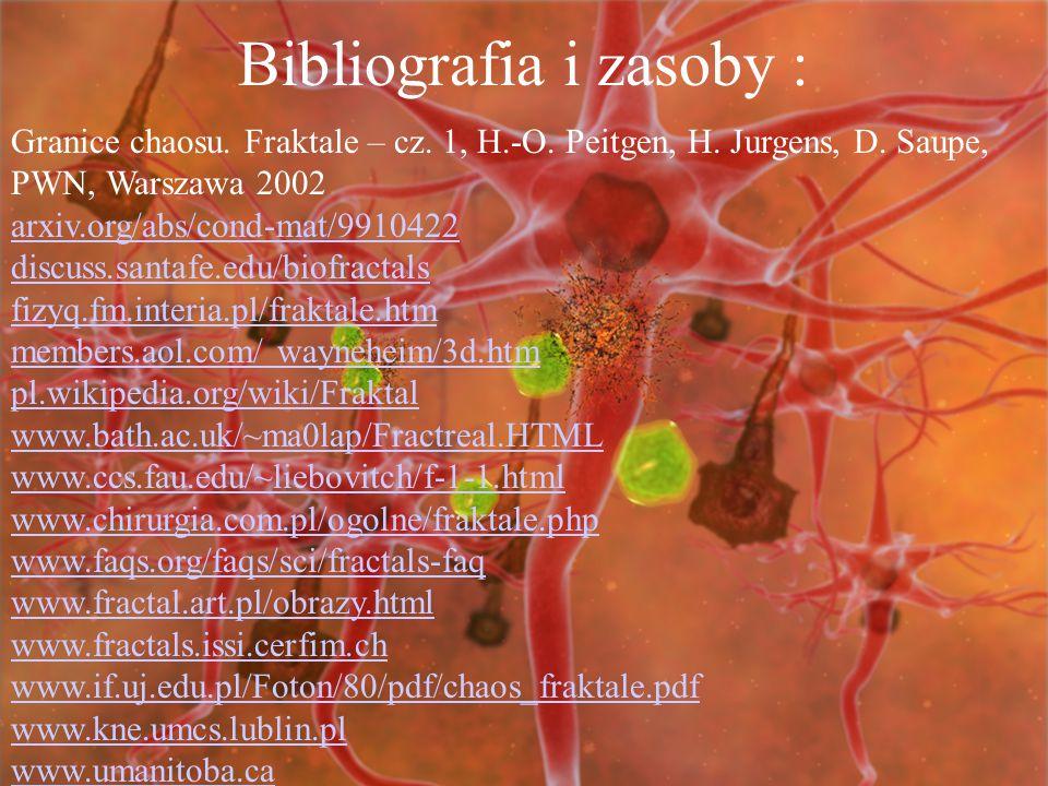 Bibliografia i zasoby :