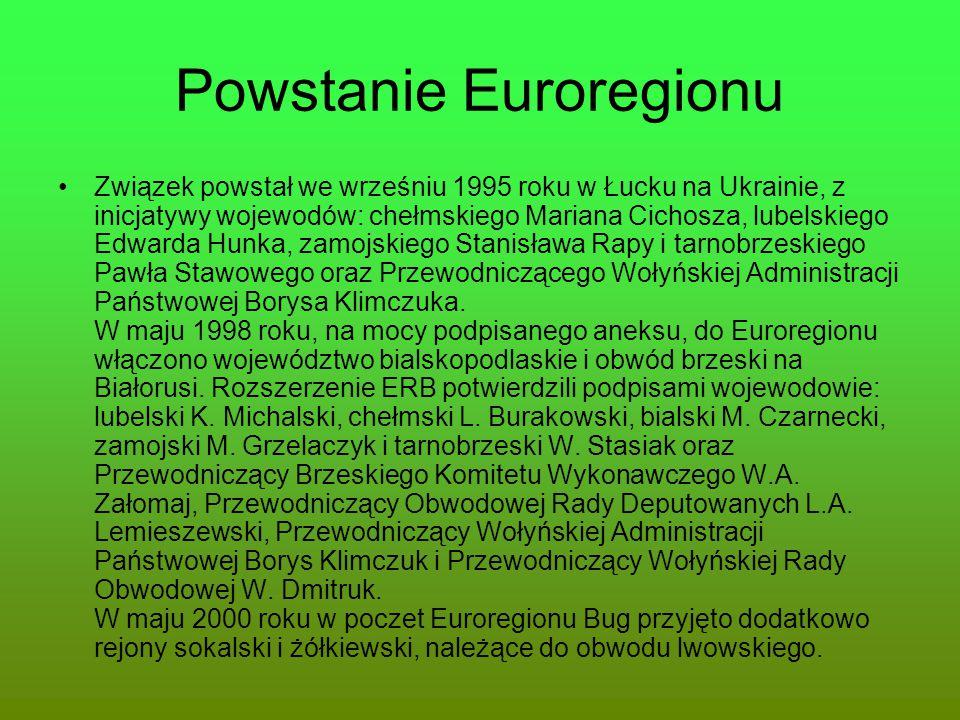Powstanie Euroregionu
