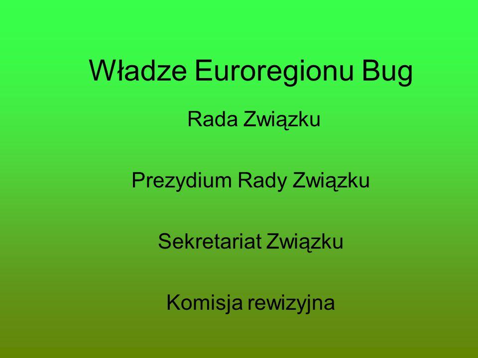 Władze Euroregionu Bug