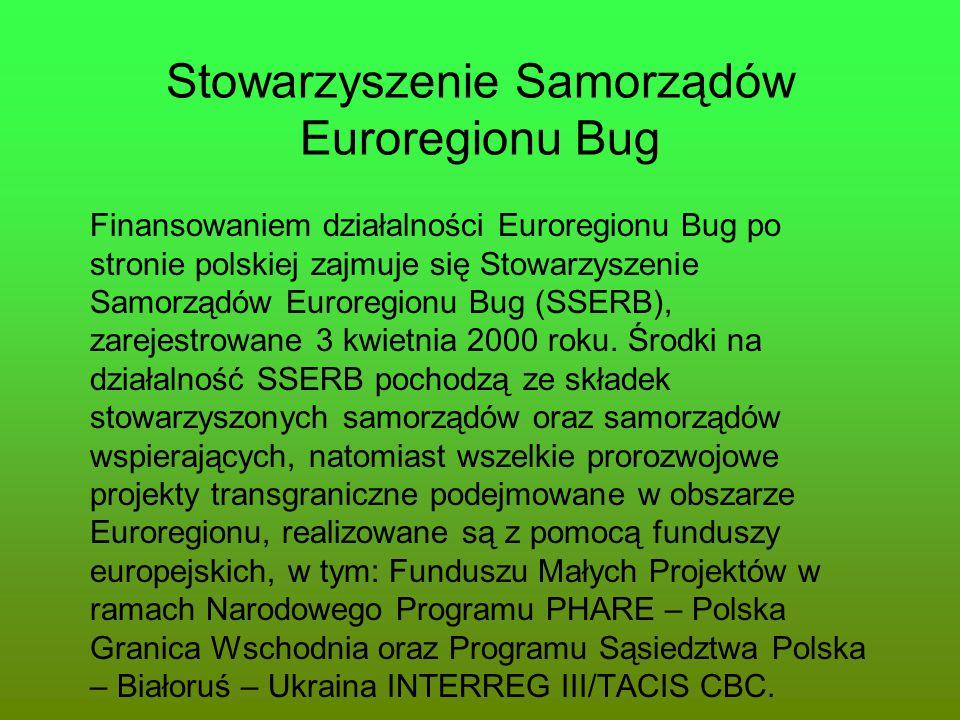 Stowarzyszenie Samorządów Euroregionu Bug