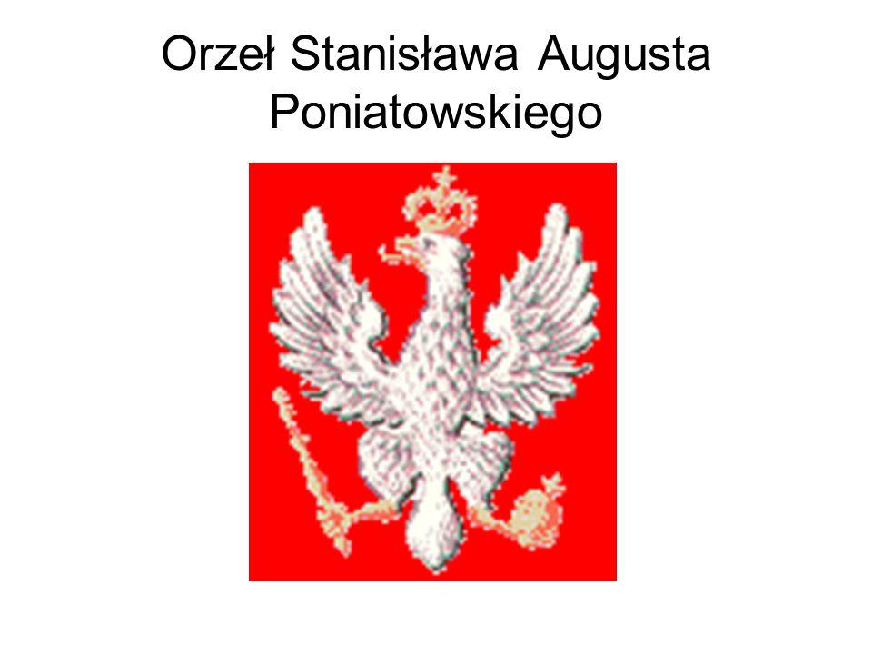 Orzeł Stanisława Augusta Poniatowskiego