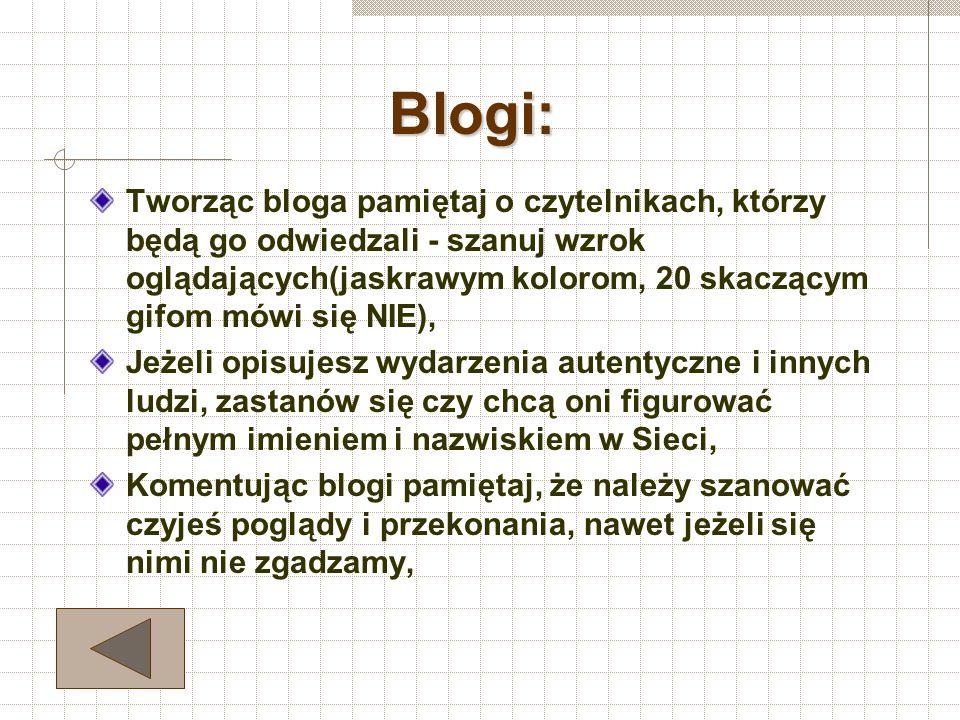 Blogi: