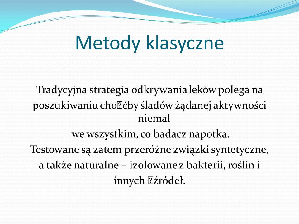 Metody klasyczne