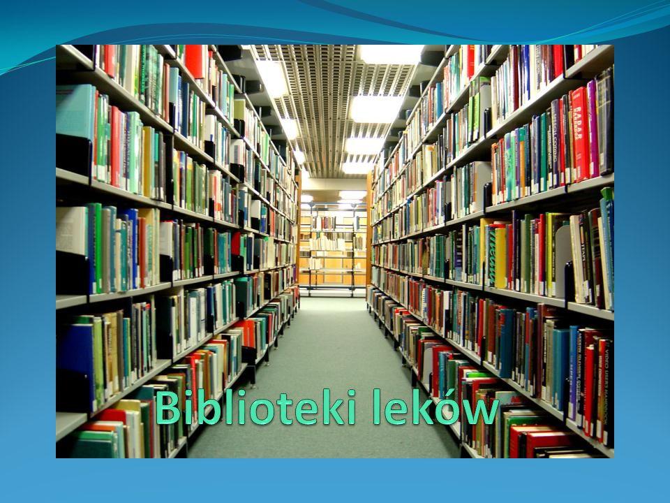 Biblioteki leków
