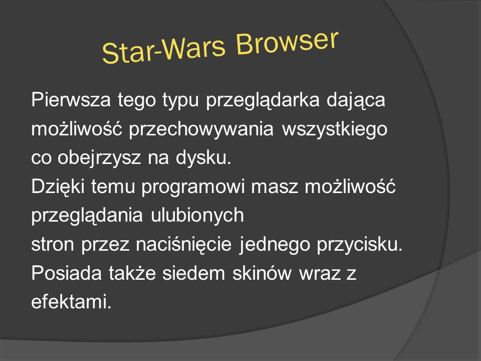 Star-Wars Browser