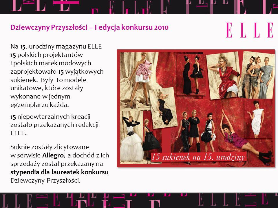 Dziewczyny Przyszłości – I edycja konkursu 2010