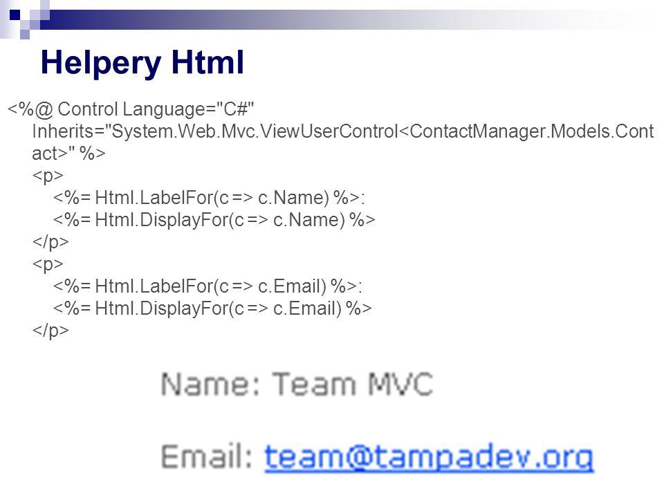 Helpery Html