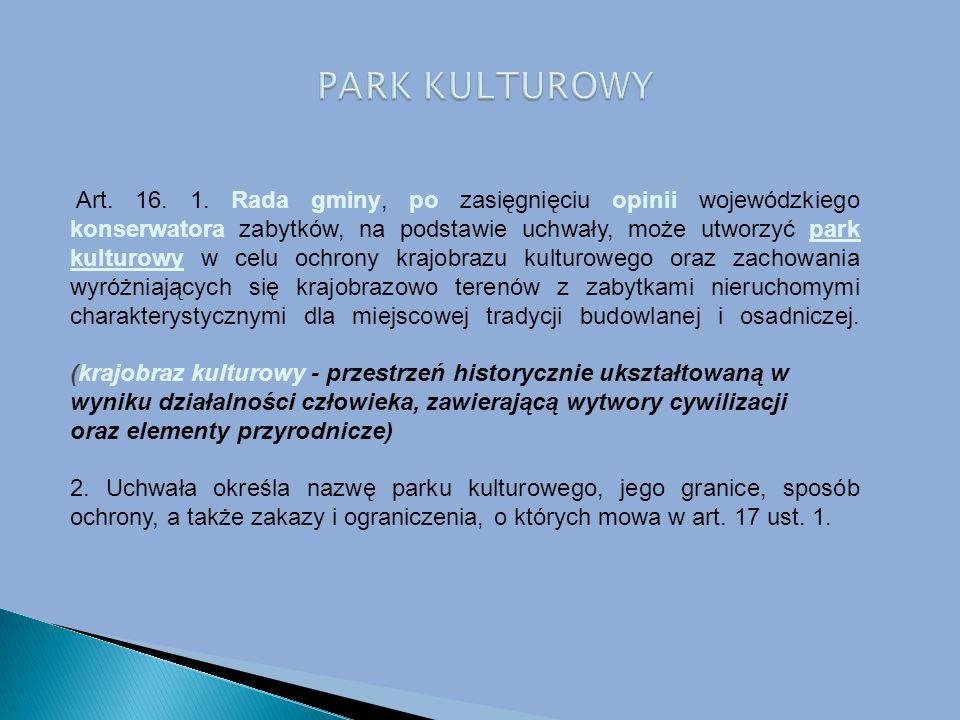 PARK KULTUROWY