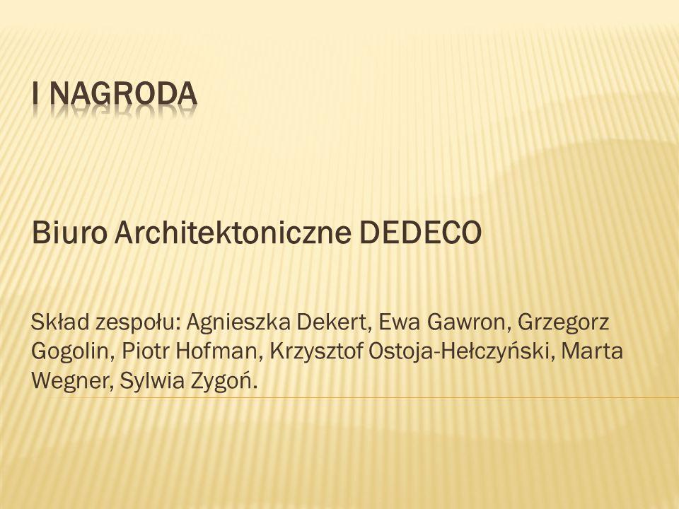 Biuro Architektoniczne DEDECO