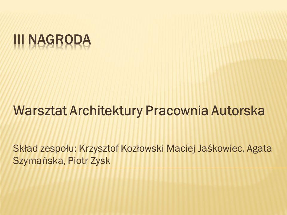 Warsztat Architektury Pracownia Autorska