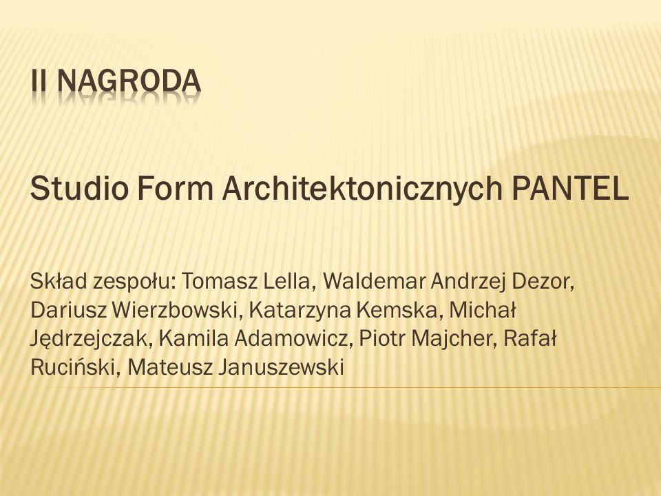 Studio Form Architektonicznych PANTEL