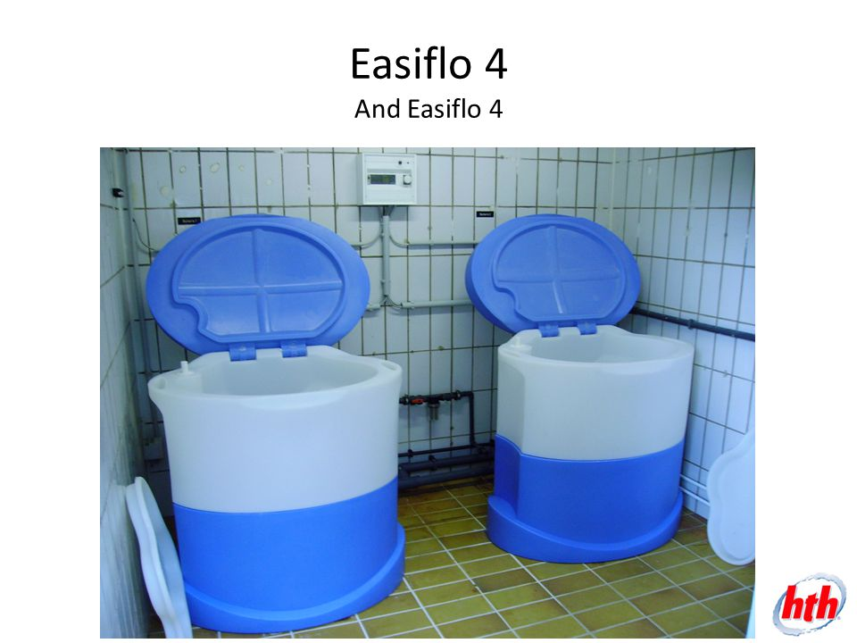 Easiflo 4 And Easiflo 4