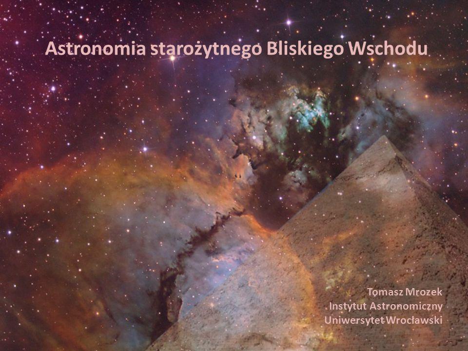 Astronomia starożytnego Bliskiego Wschodu