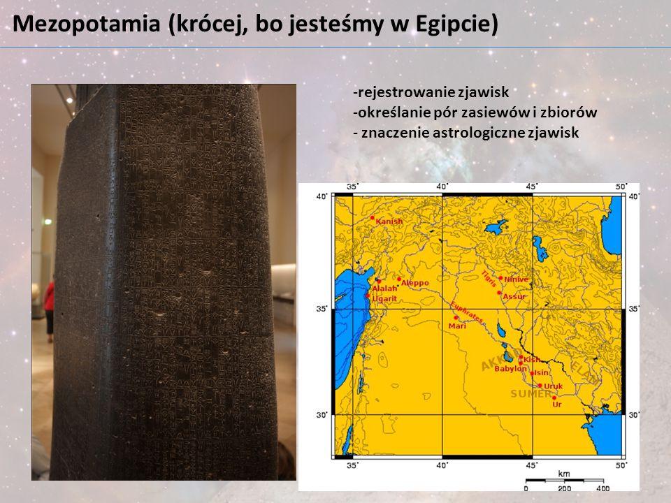 Mezopotamia (krócej, bo jesteśmy w Egipcie)