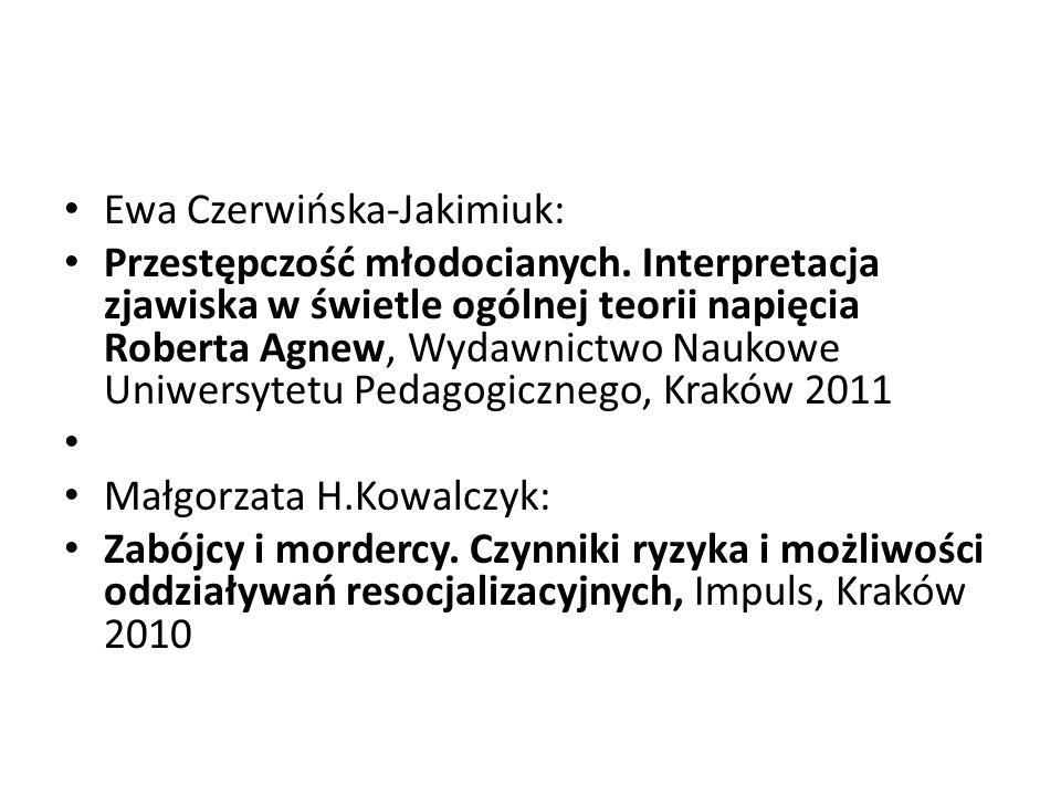Ewa Czerwińska-Jakimiuk:
