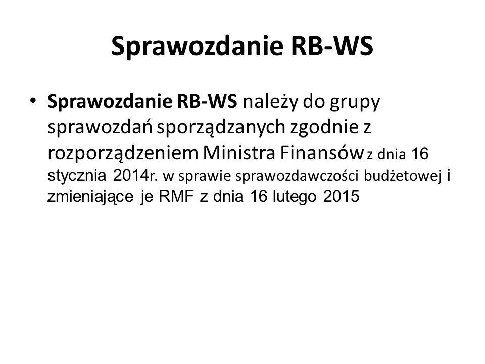 Sprawozdanie RB-WS