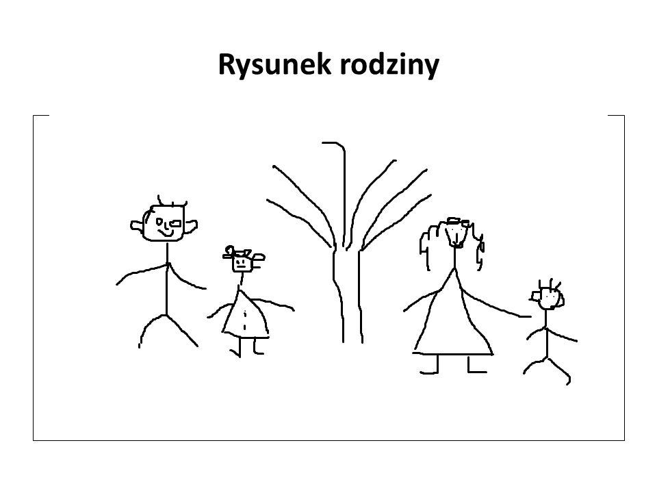 Rysunek rodziny
