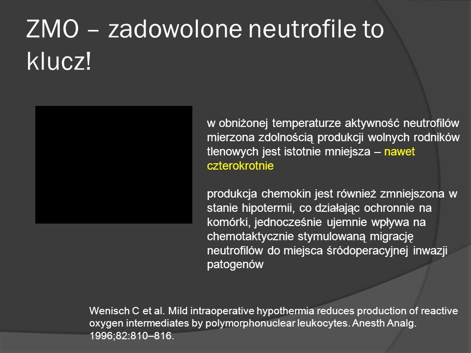 ZMO – zadowolone neutrofile to klucz!