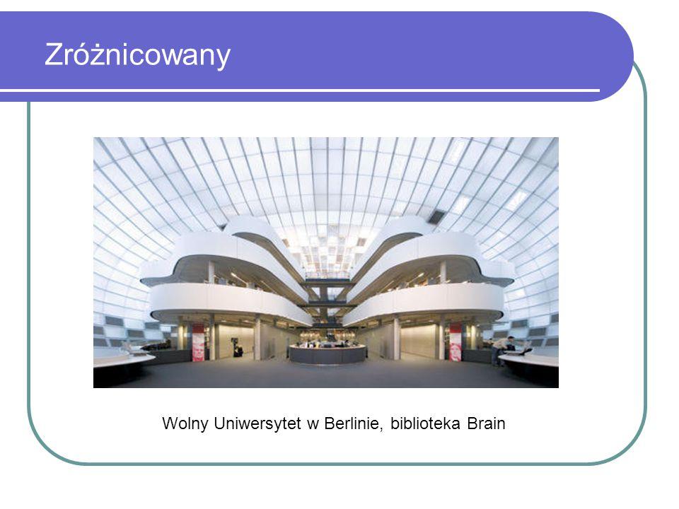 Wolny Uniwersytet w Berlinie, biblioteka Brain