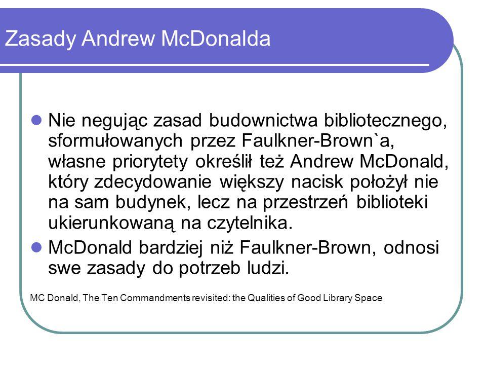Zasady Andrew McDonalda