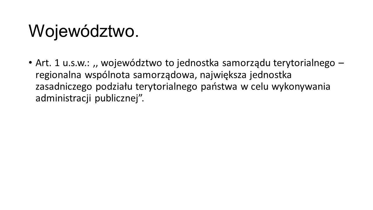 Województwo.