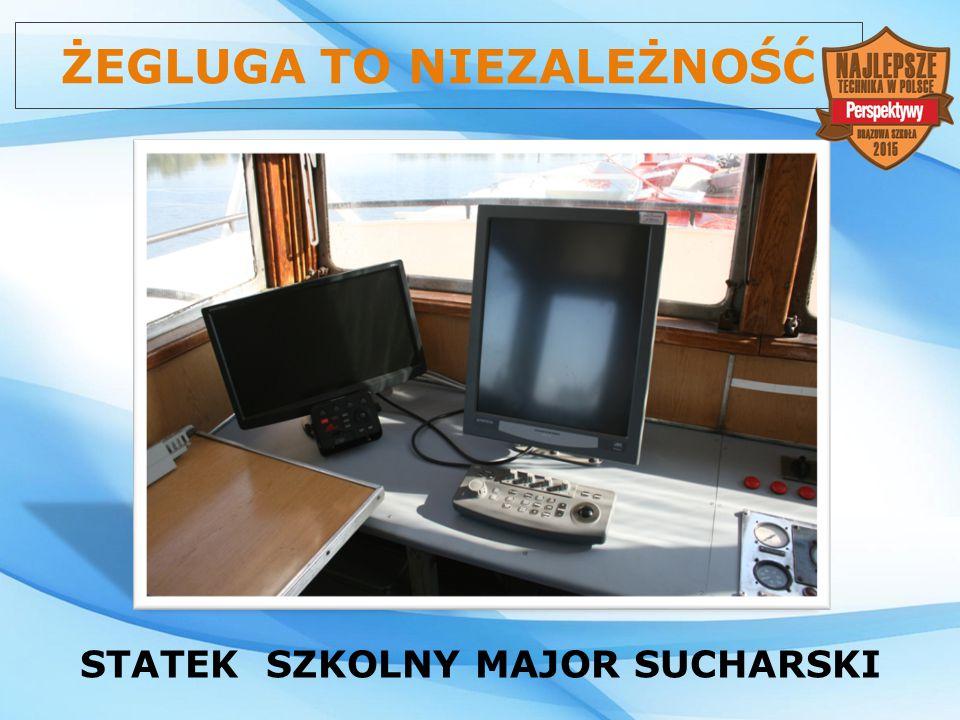 STATEK SZKOLNY MAJOR SUCHARSKI