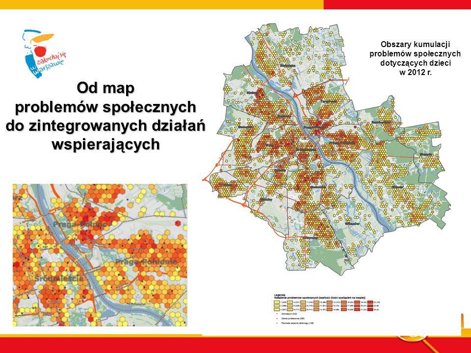 Od map problemów społecznych do zintegrowanych działań wspierających