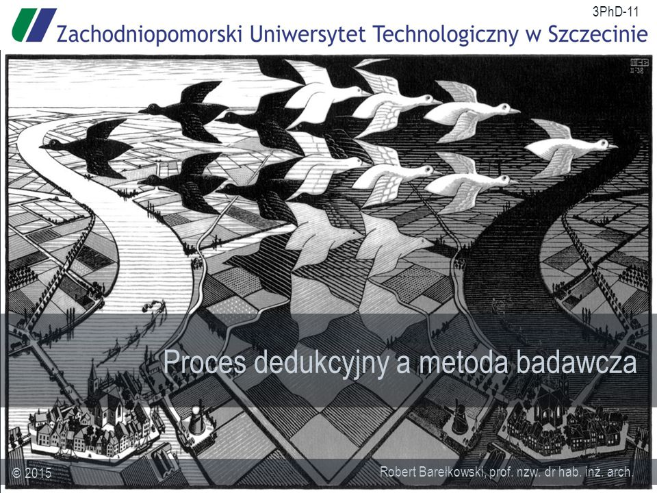 Proces dedukcyjny a metoda badawcza
