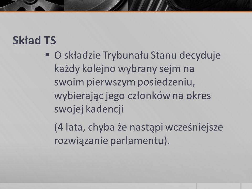 Skład TS
